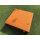Cortenstahl XXL   81x81x41 cm   Vormontiert   Mit Seitenlöchern   Rostoptik